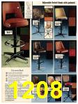 1978 Sears Fall Winter Catalog, Page 1208