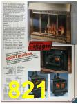 1986 Sears Fall Winter Catalog, Page 821