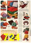 1958 Sears Spring Summer Catalog, Page 724