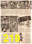 1954 Sears Christmas Book, Page 218