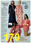 1977 Sears Fall Winter Catalog, Page 170