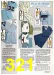 1975 Sears Spring Summer Catalog, Page 321