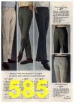 1965 Sears Spring Summer Catalog, Page 585