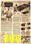 1962 Sears Fall Winter Catalog, Page 808