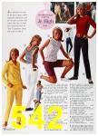 1967 Sears Spring Summer Catalog, Page 542