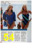 1986 Sears Spring Summer Catalog, Page 54
