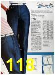 1986 Sears Spring Summer Catalog, Page 118