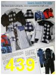 1985 Sears Fall Winter Catalog, Page 439