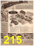 1952 Sears Christmas Book, Page 215