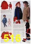 1964 Sears Fall Winter Catalog, Page 516