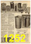 1965 Sears Spring Summer Catalog, Page 1252