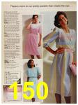 1987 Sears Spring Summer Catalog, Page 150