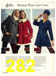 1971 Sears Fall Winter Catalog, Page 282