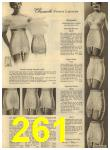 1960 Sears Spring Summer Catalog, Page 261