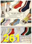 1956 Sears Fall Winter Catalog, Page 261