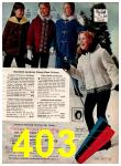 1966 Montgomery Ward Fall Winter Catalog, Page 403