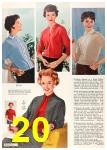 1958 Sears Fall Winter Catalog, Page 20