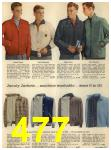 1960 Sears Spring Summer Catalog, Page 477