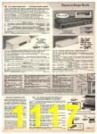 1977 Sears Fall Winter Catalog, Page 1117