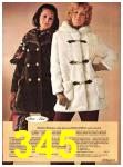 1971 Sears Fall Winter Catalog, Page 345