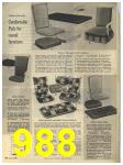 1965 Sears Fall Winter Catalog, Page 988