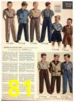 1949 Sears Spring Summer Catalog, Page 81