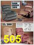 1991 Sears Fall Winter Catalog, Page 505