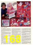 1985 Montgomery Ward Christmas Book, Page 168