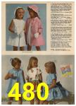 1965 Sears Spring Summer Catalog, Page 480