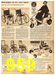 1958 Sears Fall Winter Catalog, Page 959