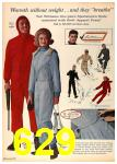 1962 Sears Fall Winter Catalog, Page 629