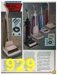1986 Sears Fall Winter Catalog, Page 929