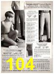 1969 Sears Spring Summer Catalog, Page 104