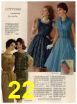 1960 Sears Spring Summer Catalog, Page 22