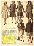 1949 Sears Spring Summer Catalog, Page 51