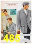 1957 Sears Spring Summer Catalog, Page 485
