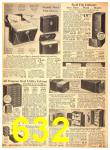 1940 Sears Fall Winter Catalog, Page 632