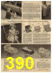 1961 Sears Spring Summer Catalog, Page 390