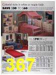 1989 Sears Home Annual Catalog, Page 367