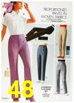 1972 Sears Spring Summer Catalog, Page 48