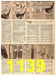 1956 Sears Fall Winter Catalog, Page 1139