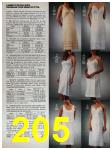 1991 Sears Spring Summer Catalog, Page 205