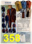 1972 Sears Fall Winter Catalog, Page 358