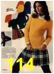 1972 Sears Fall Winter Catalog, Page 114