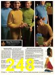 1969 Sears Fall Winter Catalog, Page 248