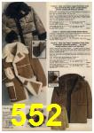 1979 Sears Fall Winter Catalog, Page 552