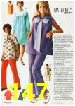 1972 Sears Spring Summer Catalog, Page 147