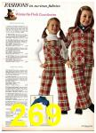 1975 Sears Fall Winter Catalog, Page 269