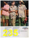 1988 Sears Spring Summer Catalog, Page 235