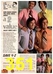 1972 Montgomery Ward Spring Summer Catalog, Page 351